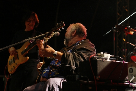 Alan Thomson With John Martyn