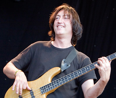Alan Thomson, Bass player