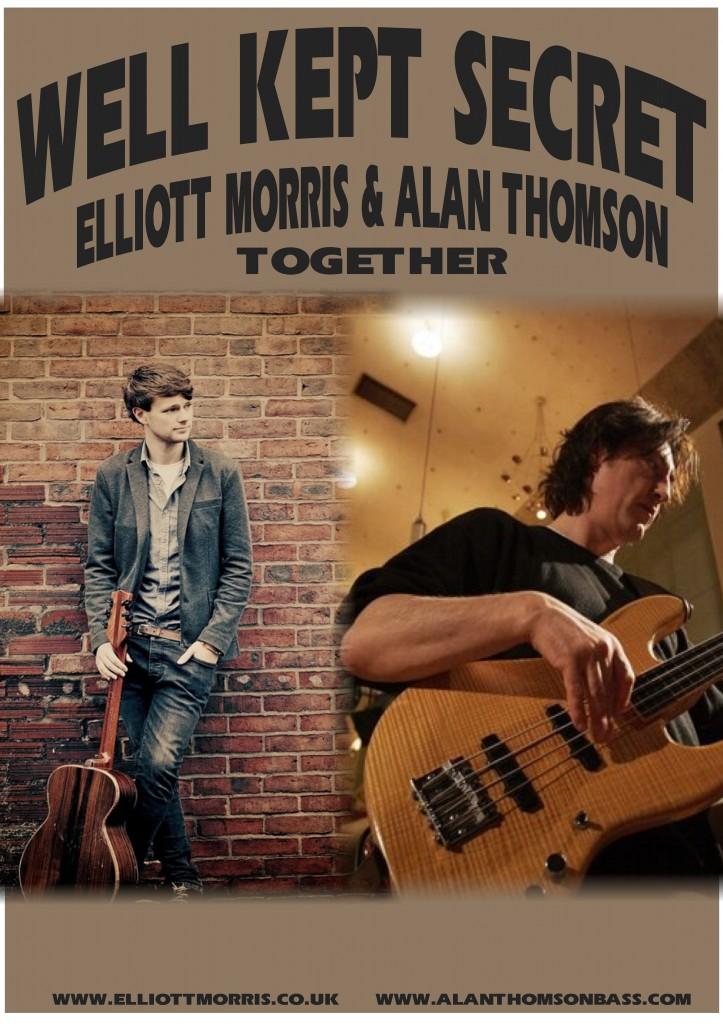 Elliott Morris & Alan Thomson / Well Kept Secret