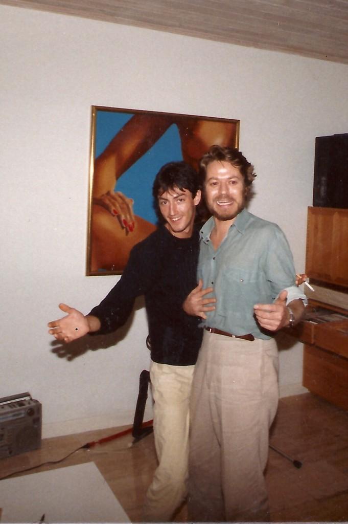 Alan Thomson & Robert Palmer