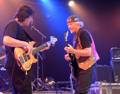 Alan Thomson & Martin Barre