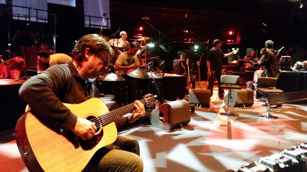 Alan Thomson At The Royal Albert Hall
