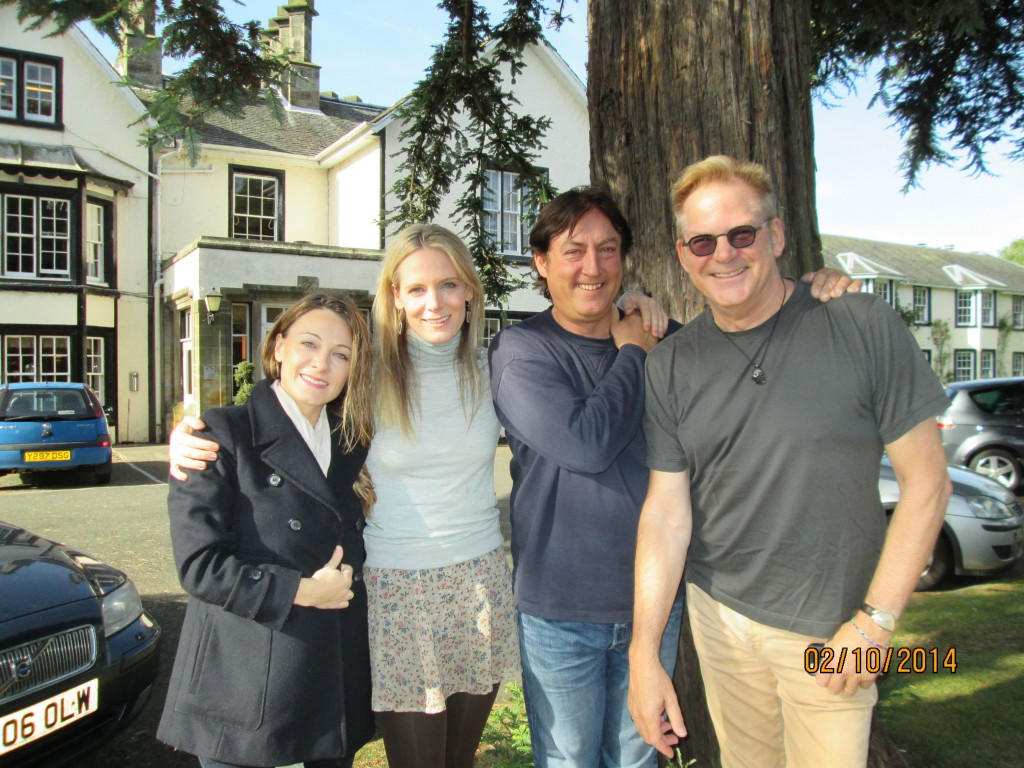 Webb Sisters, John Jorgenson & Alan Thomson