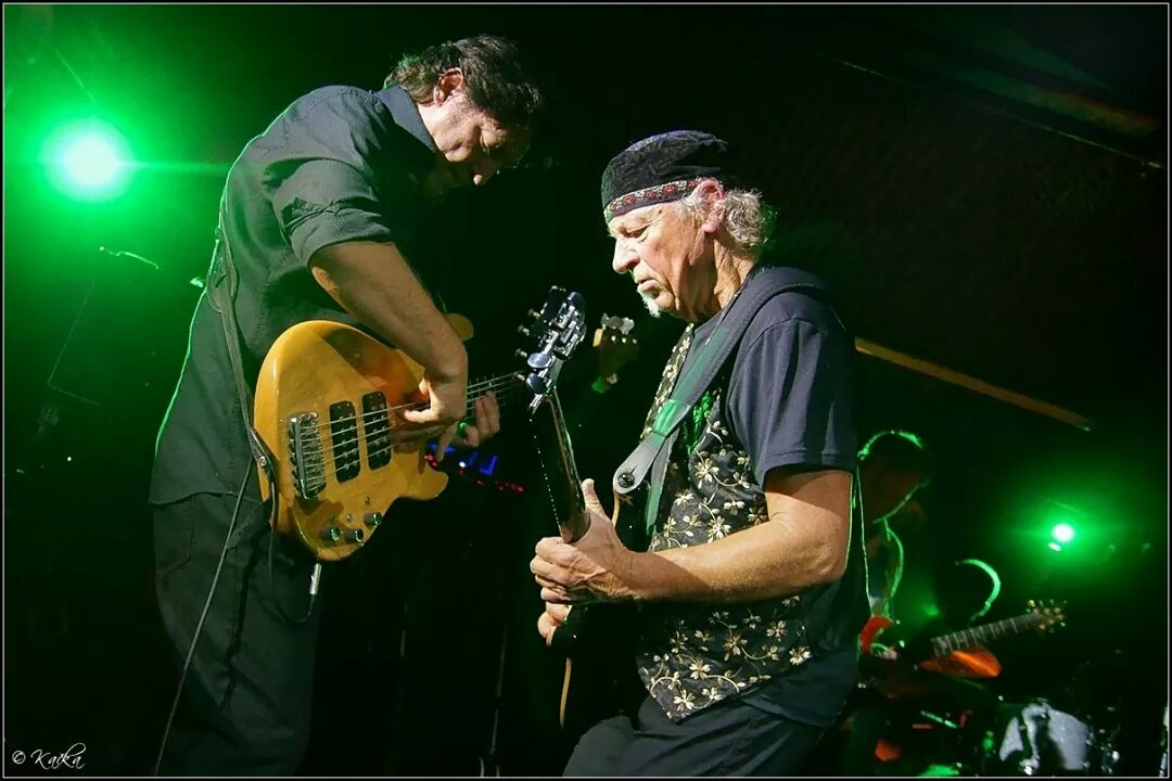 Martin Barre Band In Prague