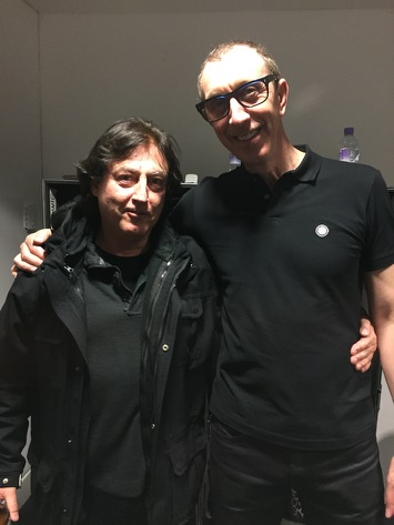 Pino Palladino & Alan Thomson