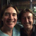 Alan Thomson On Tour With Martin Barre